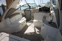 Searay deck